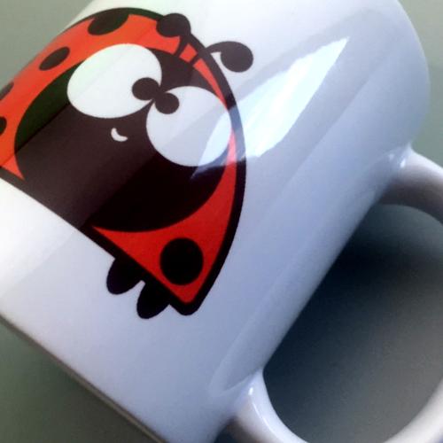 'New Ladybird' Mug