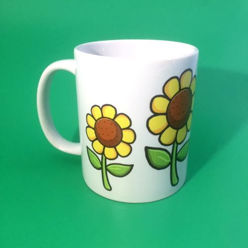 'Sunflower' Mug