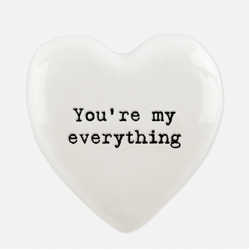 Heart You're my everything
