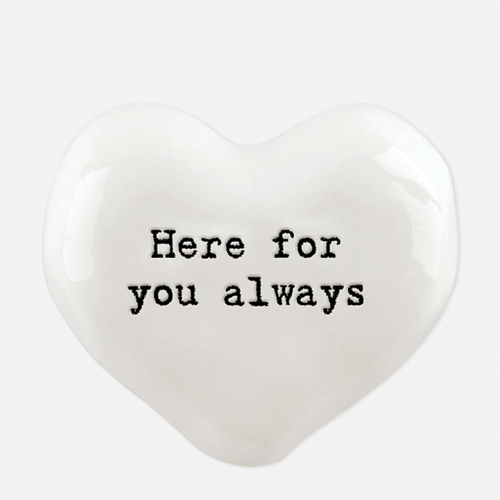 Heart Here for you Always