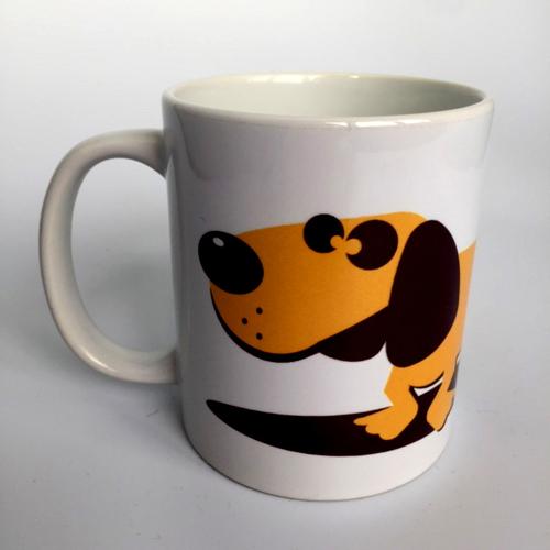 'Sausage Dog' Mug