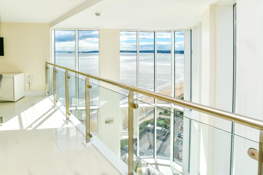 Beach View Penthouse