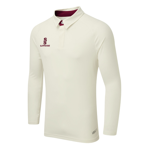 Seaham Park CC Long Sleeve Shirt