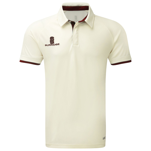 Seaham Park CC Short Sleeve Shirt