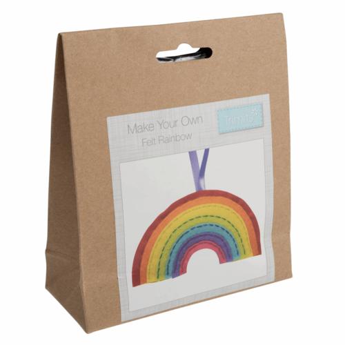Felt Rainbow Beginners Kit