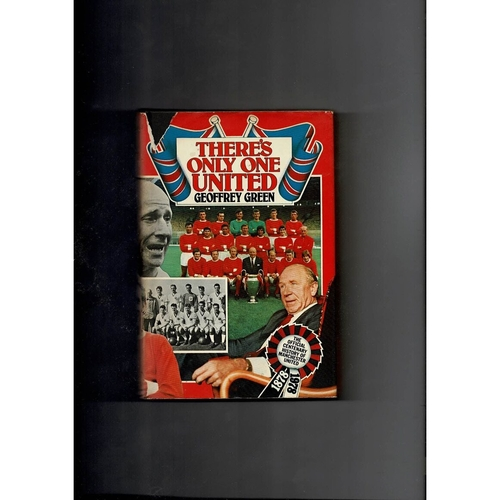 There is only one United Hardback Edition Football Book 1978