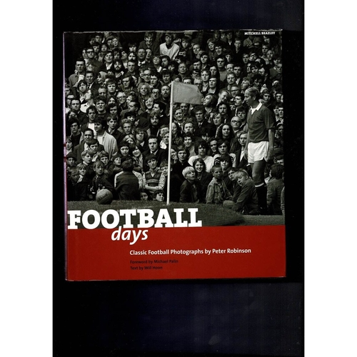 Football Days Hardback Book 2003