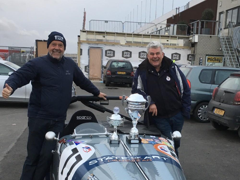 HARC Historic 250 at Zandvoort