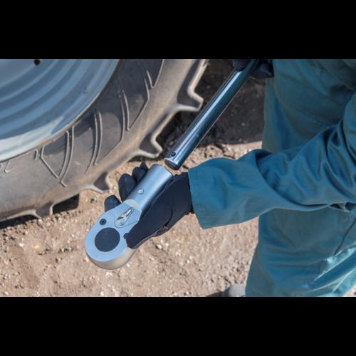"""Socket Set 22pc 1""""Sq Drive 6pt WallDrive® Metric - Sealey - AK261"""