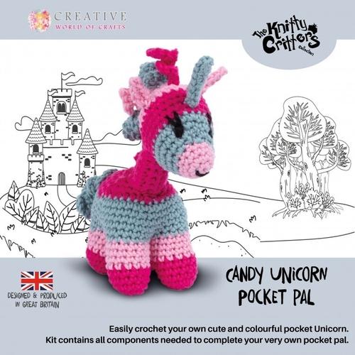 Knitty Critters Crochet Kits