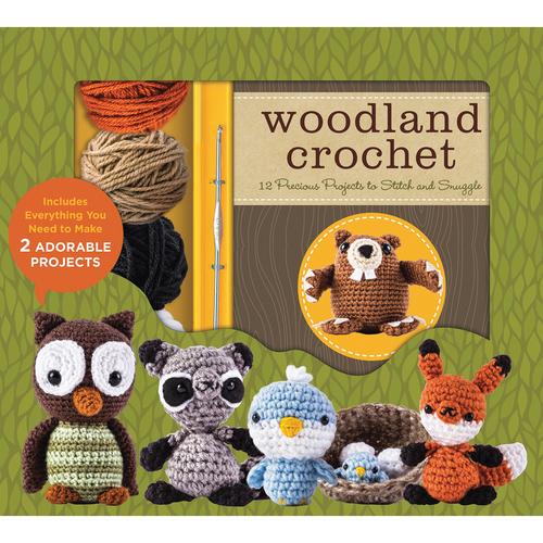 Woodland Crochet Kit
