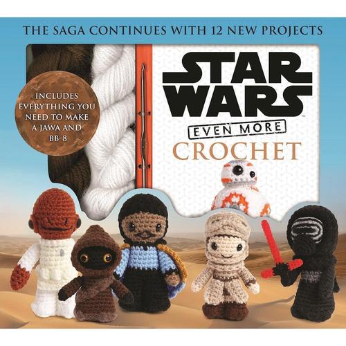 Even More Star Wars Crochet Kit