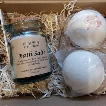 Salt & Bomb Duo