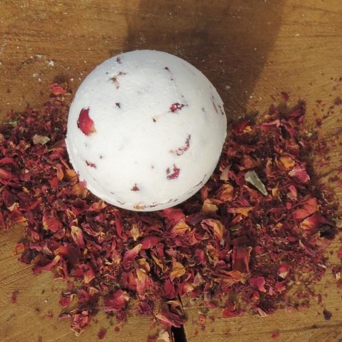 Geranium Rose Mixed Petals