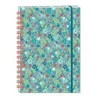 A5 Hardcover Notebook - Ditsy Floral