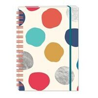 A5 Hardcover Notebook - Dots