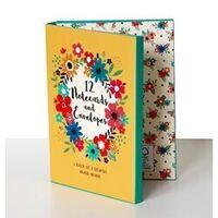 A6 Notecard Pack - Little Flowers