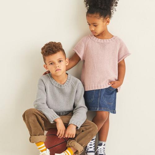 Child's Sweatshirt Pattern 2536