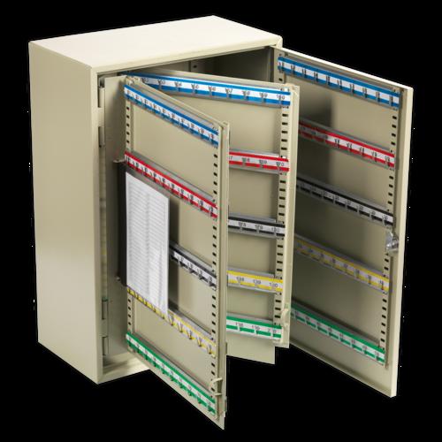 Key Cabinet 300 Key Capacity - Sealey - SKC300