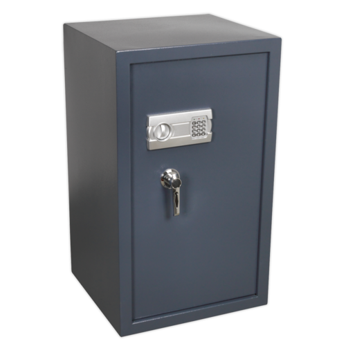 Electronic Combination Security Safe 515 x 480 x 890mm - Sealey - SECS06