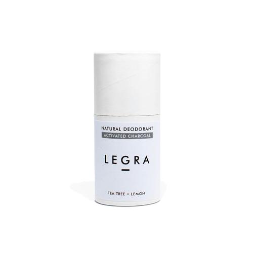 Natural Deodorant Tea Tree + Lemon