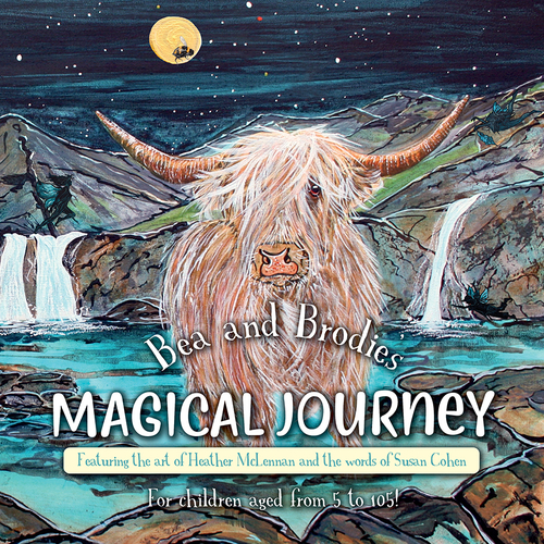 BEA AND BRODIE'S MAGICAL JOURNEY