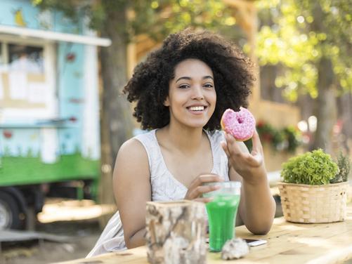 Doughnut (Donut) Mobile Catering Menu