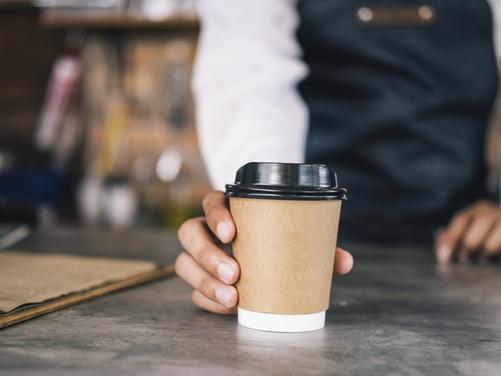 Fresh Ground Coffee Mobile Catering Menu