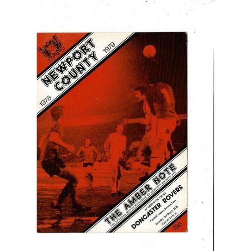 Newport County Home Football Programmes