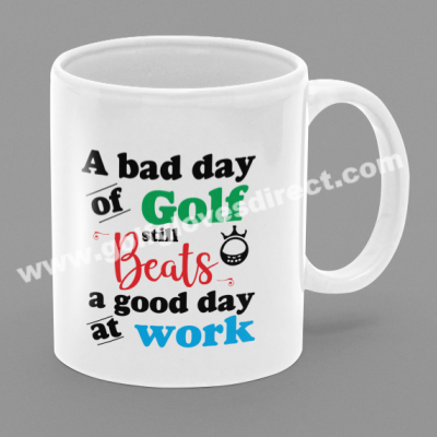 A Bad Day Of Golf Still Beats A Good Day At Work