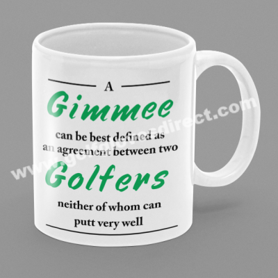 A Gimmee Can Be Best Defined As An Agreement Between Two Golfers