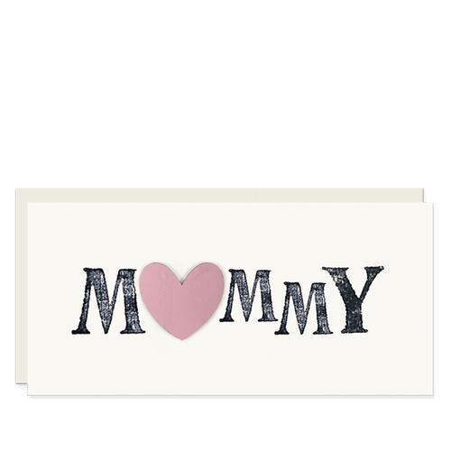 Mummy Word Card