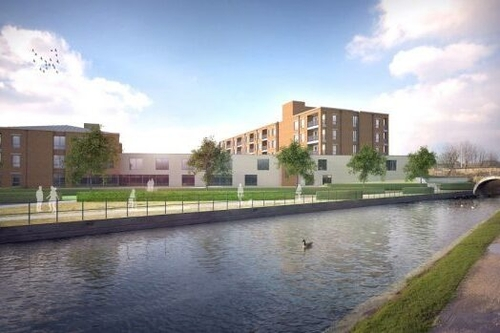 Albion Mill in Blackburn is finally complete!