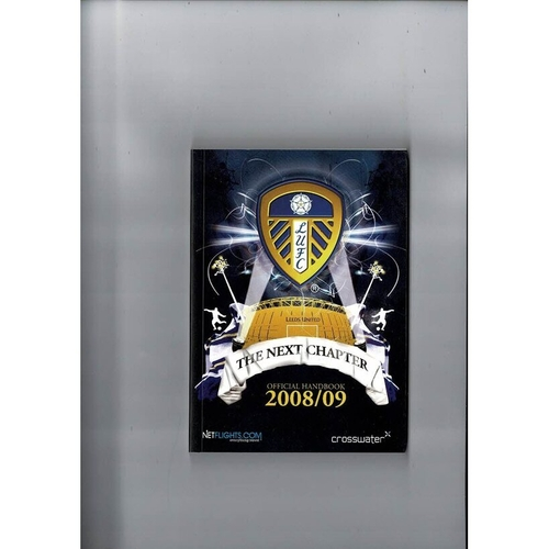 Leeds United Official Football Handbook 2008/09
