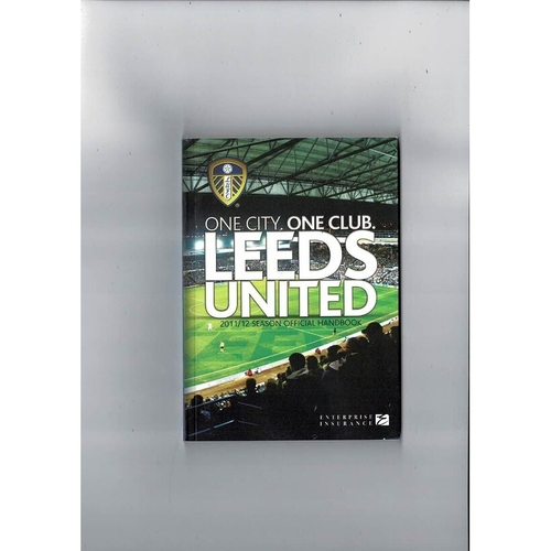 Leeds United Official Football Handbook 2011/12