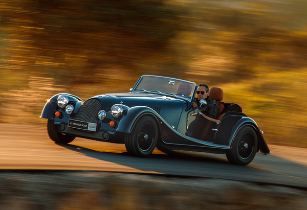The All-new Morgan Plus Four unveiled