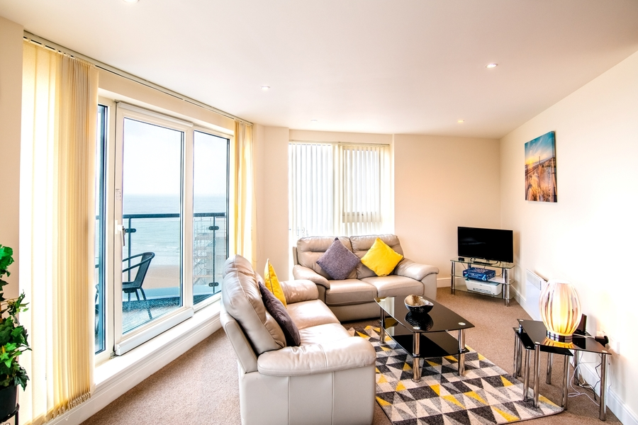 11 Floor Overlooking the Wharf - 2 Bedrooms