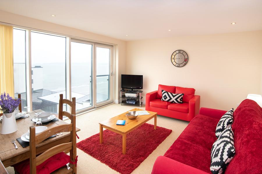 10 Floor Overlooking the Bay -  1 Bedroom
