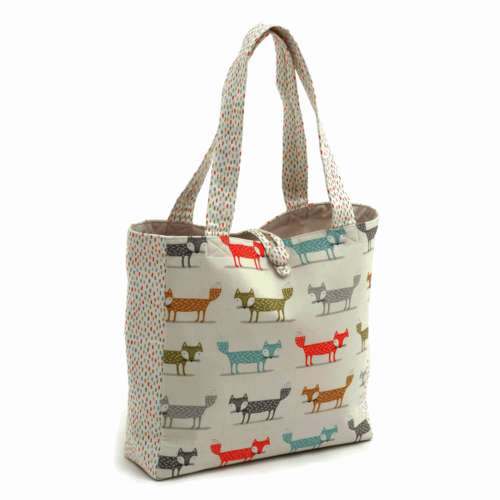 Craft Bag Shoulder Foxy Dash