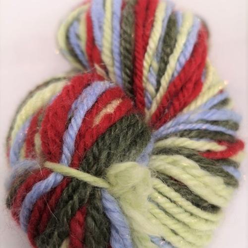 Handspun Mixed Wool Blend