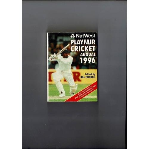 1996 Playfair Cricket Annual