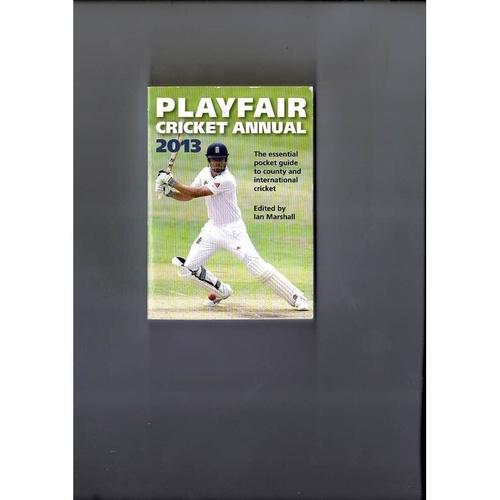 Cricket Annuals