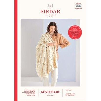 Sirdar Adventure Pattern 10194