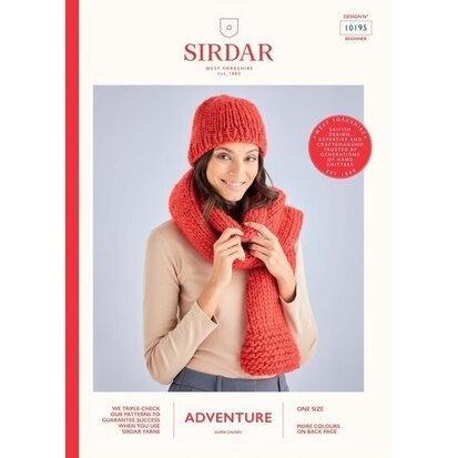 Sirdar Adventure Pattern 10195