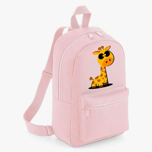 'Cute Giraffe' Mini Backpack