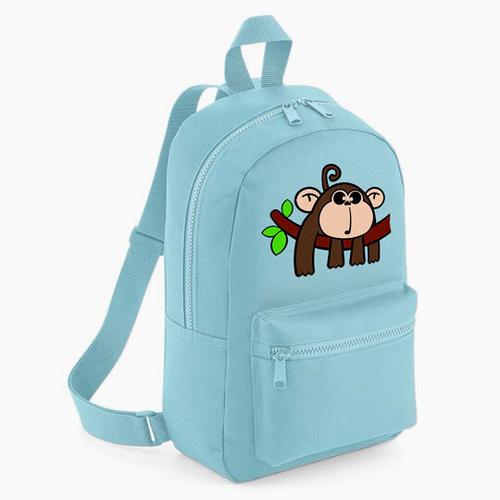 'New Monkey' Mini Backpack