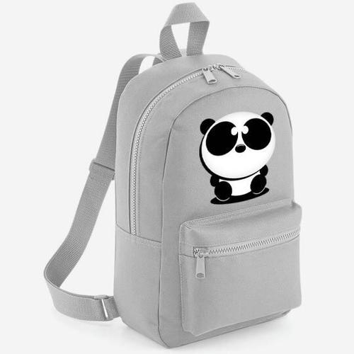 'Panda' Mini Backpack