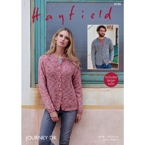Hayfield Journey DK 8186