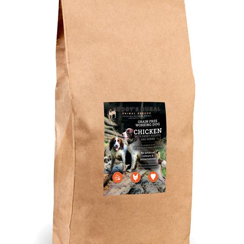 Chicken Sweet Potato & Herbs