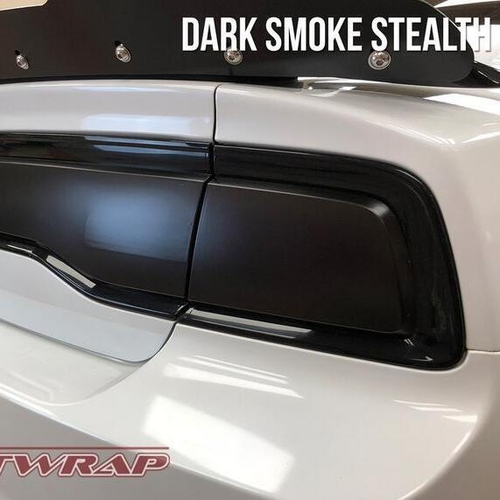 LUXE LightWrap™ Dark Smoke Stealth (VLT 12%)